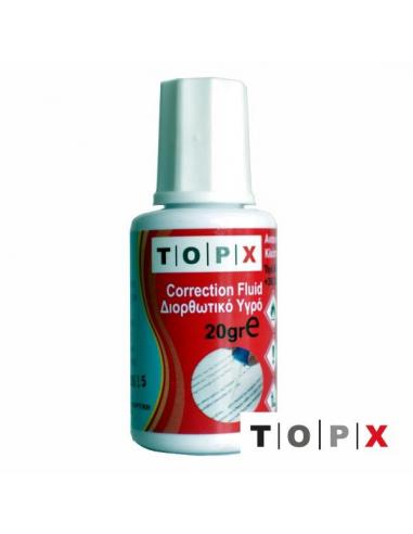 ΔΙΟΡΘΩΤΙΚΑ TOPX ΜΟΝΑ 20gr
